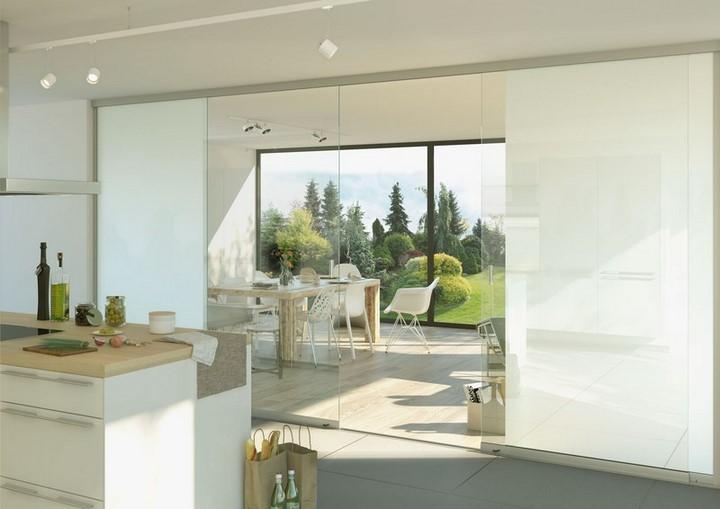Métamorphosez intérieurs et extérieurs à l'aide de baies vitrées coulissantes