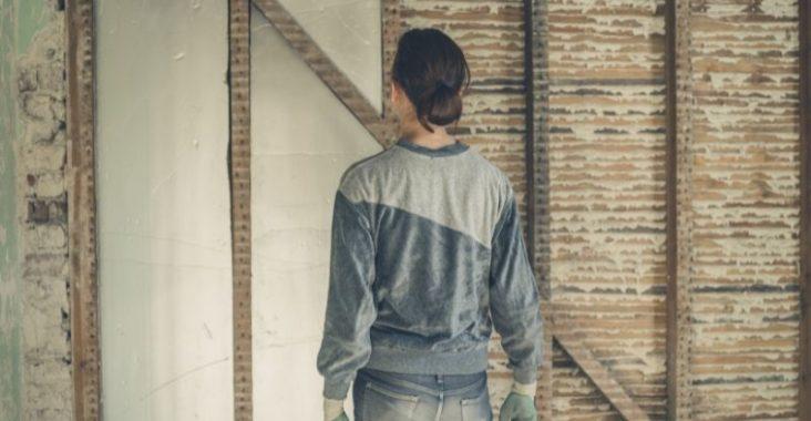 isolation mince murs intérieurs